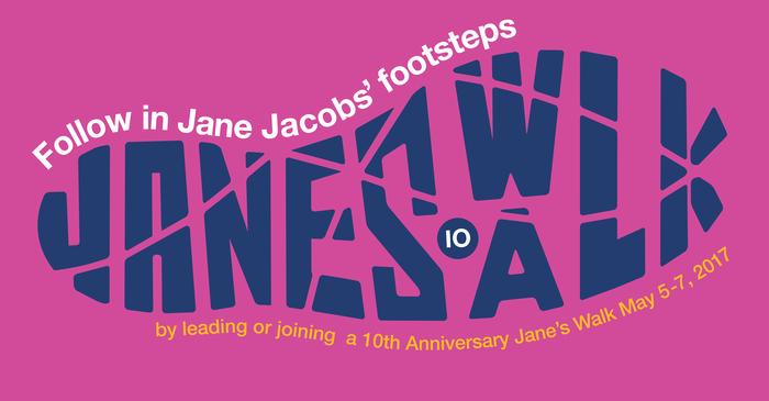 Jane's Walk 2017